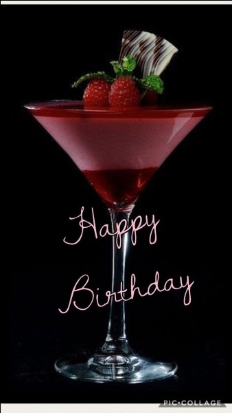 Comment dit-on 'Joyeux anniversaire' en anglais ?