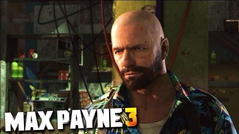 """""""Max Payne"""" est un film joué par Matt Damon."""