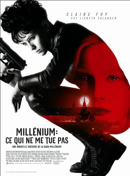 """""""Millenium, le film"""" est un long-métrage réalisé par Niels Arden Oplev."""