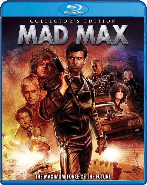 """""""Mad Max"""" est un film joué par Mel Gibson."""