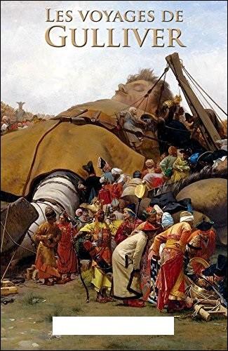 """Qui est l'auteur du roman """"Les Voyages de Gulliver"""" ?"""