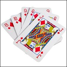 Dans le jeu de cartes, quelle carte est le Nain Jaune ?