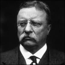 En quelle année Theodore Roosevelt est-il devenu le 29e président des États-Unis ?
