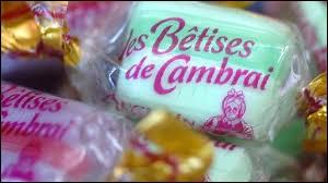 Quel est le goût d'origine des Bêtises de Cambrai ?