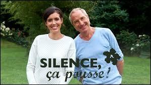 """Sur quel domaine porte l'émission """"Silence, ça pousse"""" diffusée sur France 5 ?"""