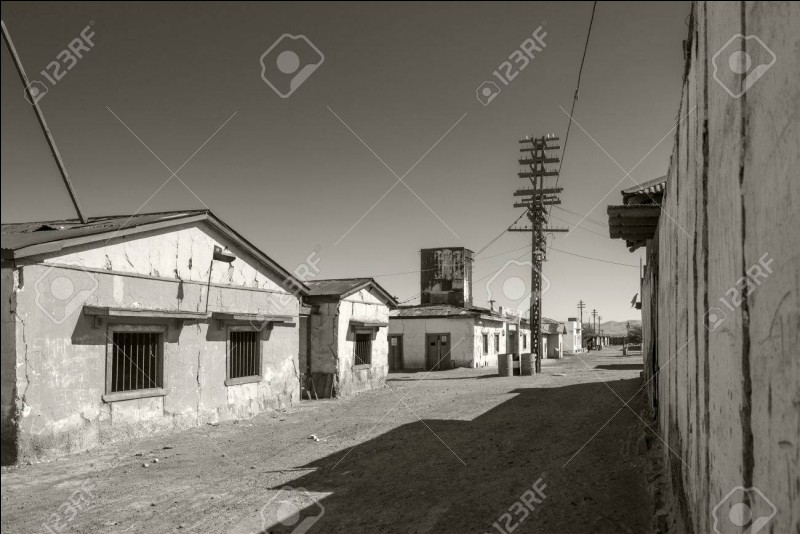 La ville voisine (tu es finalement arrivé là) est aussi déserte que la tienne, comment réagis-tu ?
