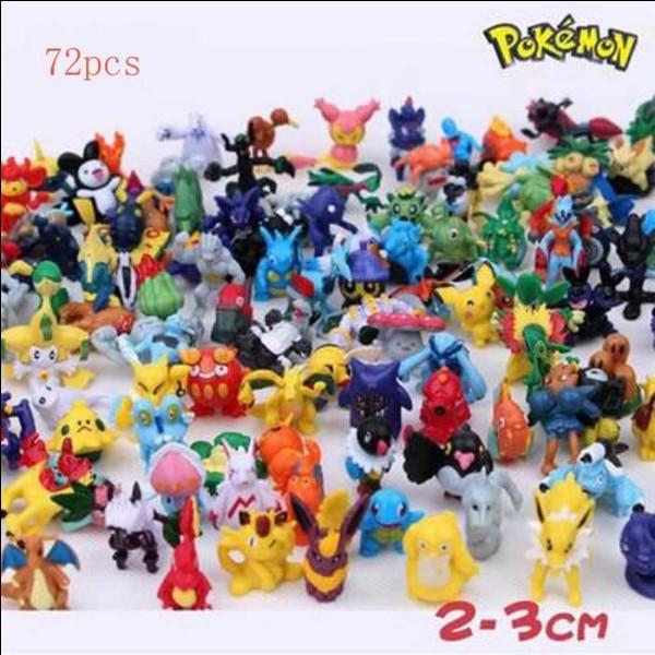 Une armée de Pokémon te fonce dessus, pas moyen de l'éviter, que fais-tu ?