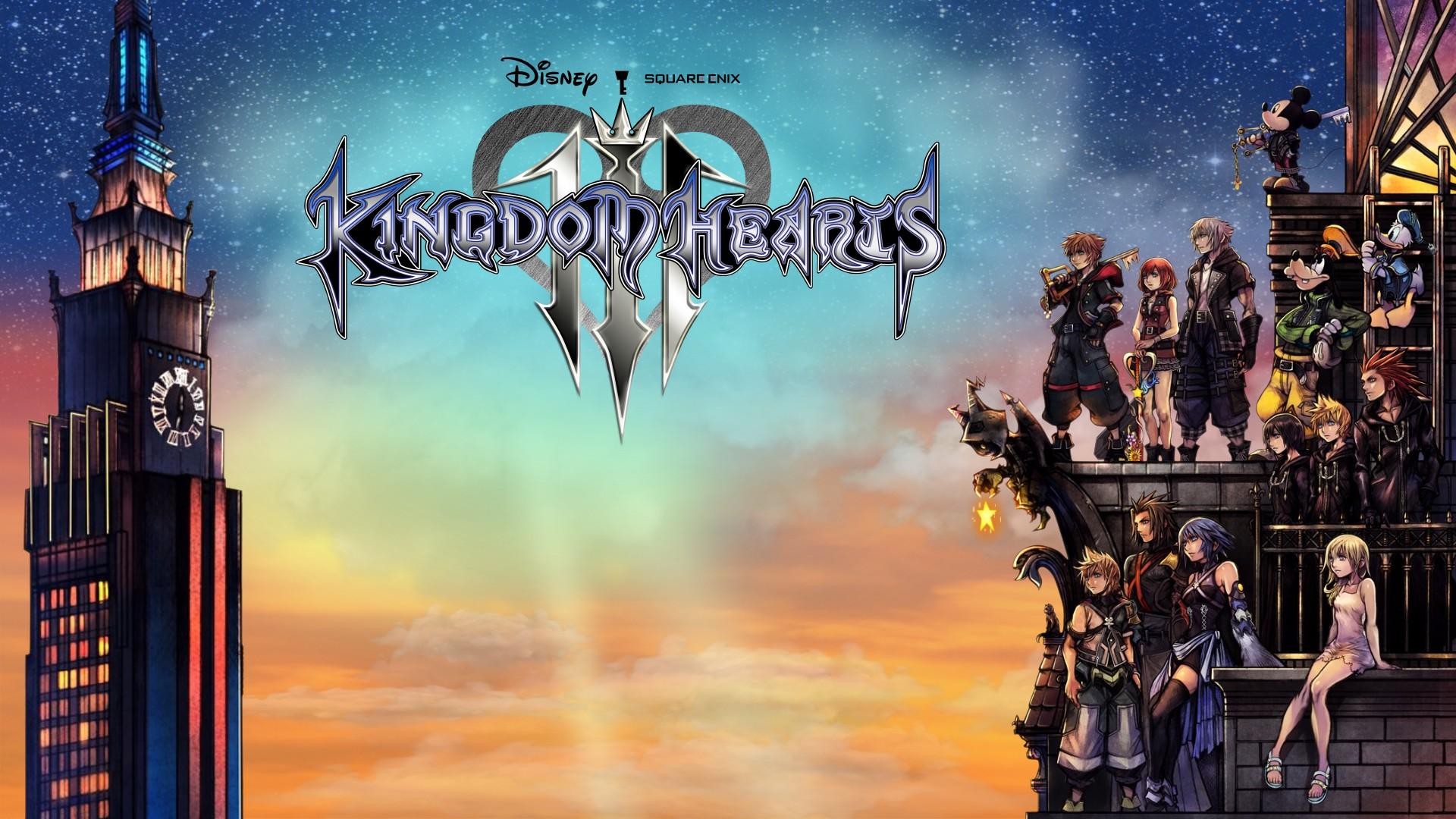 Quel personnage de ''Kingdom Hearts'' es-tu ?