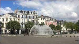 Vrai ou faux : Tarbes est la préfecture des Pyrénées-Orientales, en Occitanie.