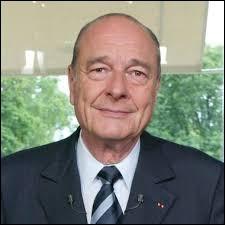De quelle ville Jacques Chirac a-t-il été le maire ?