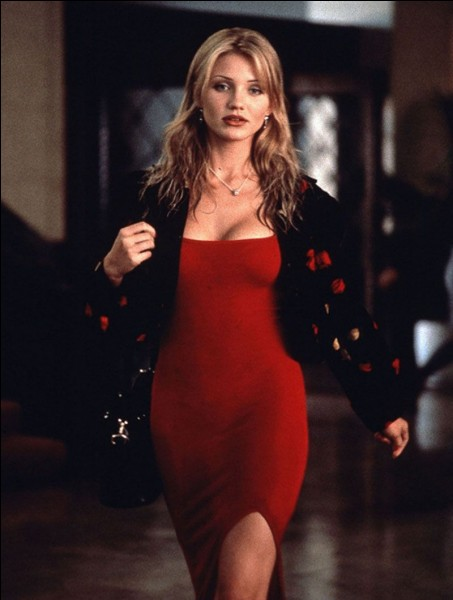 Cameron Diaz joue le rôle de Tina Carlyle, une danseuse.