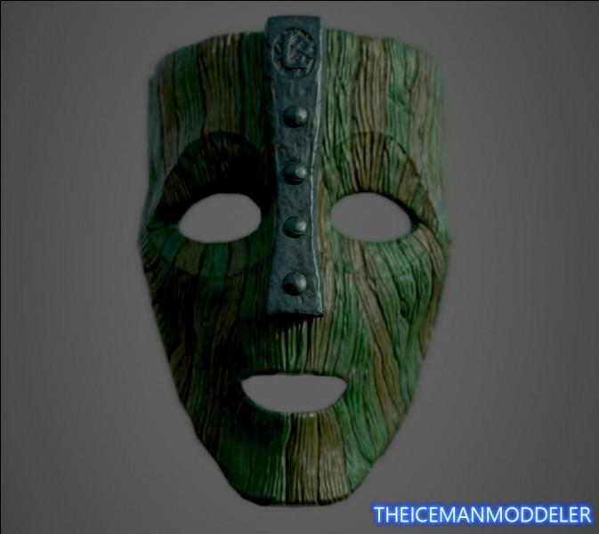 Quand Stanley porte le masque, il peut se transformer en personnages de Tex Avery.