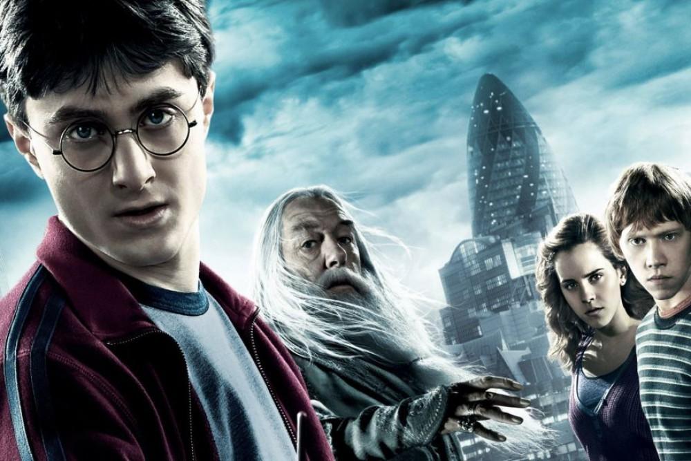 Les acteurs dans Harry Potter