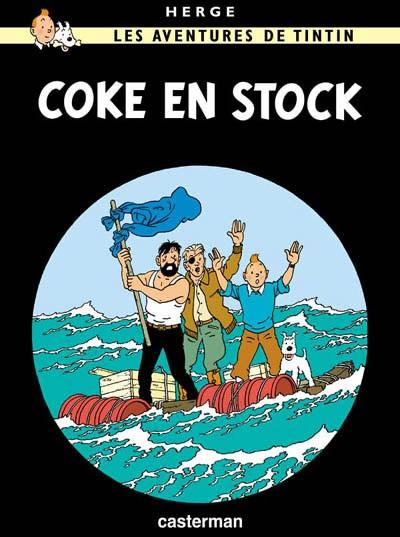 L'album ''Coke en stock''