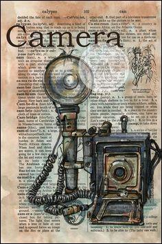 """Comment était qualifiée """"La Caméra"""" dans l'émission créée par Pierre Tchernia et Jacques Rouland en 1964 ?"""