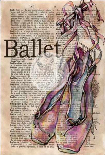 Lequel de ces ballets appartient à Prokofiev ?