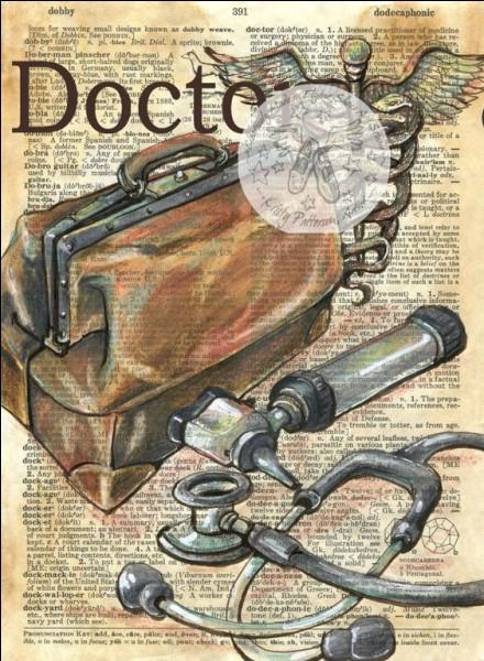 Lequel de ces écrivains était médecin ?
