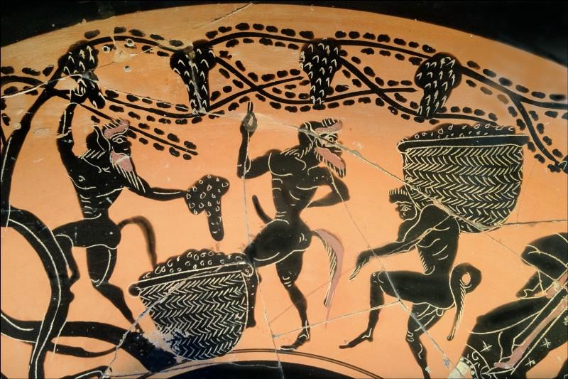 Le mot théâtre vient du grecque :