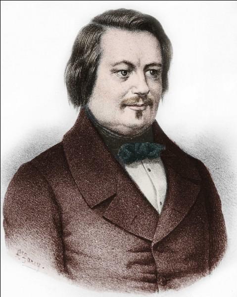 Balzac appartient au...