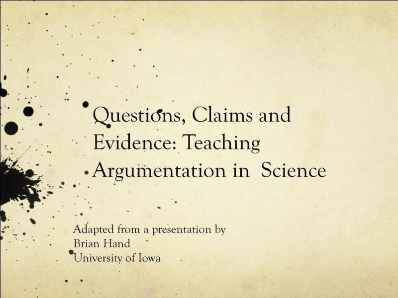 L'argumentation indirecte est favoriser dans les :