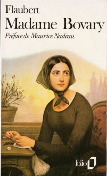 Mme Bovary appartient au :