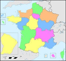 Niort, Limoges et Périgueux se situent actuellement dans la même région.