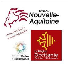 La région Nouvelle-Aquitaine compte plus de départements que la région Occitanie.
