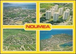 Nouméa est une ville de Nouvelle-Calédonie.