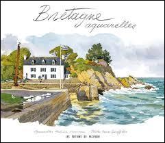 La Bretagne touche deux régions : Normandie et Pays-de-la-Loire.