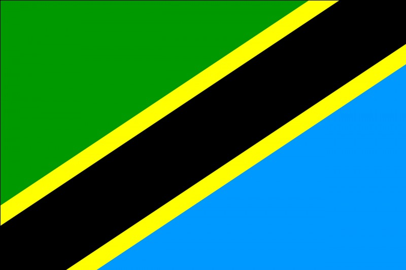Quelle est la capitale de la Tanzanie ?