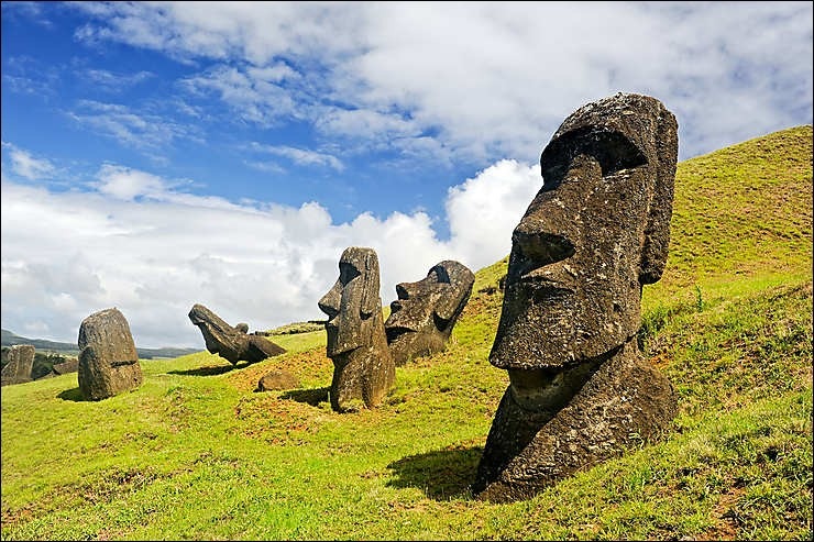 Quelle est la capitale de l'île de Pâques ?