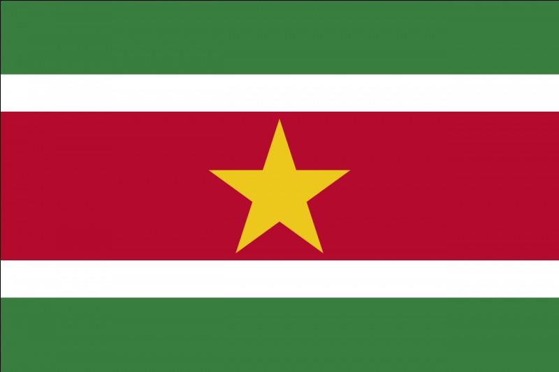 Quelle est la capitale du Suriname ?