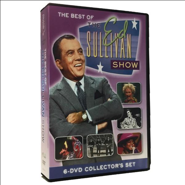 """Qui a participé au show télévisé américain """"Ed Sullivan Show"""" en 1964 ?"""