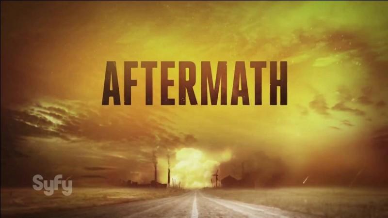 """Quel groupe a signé l'album """"Aftermath"""" ?"""