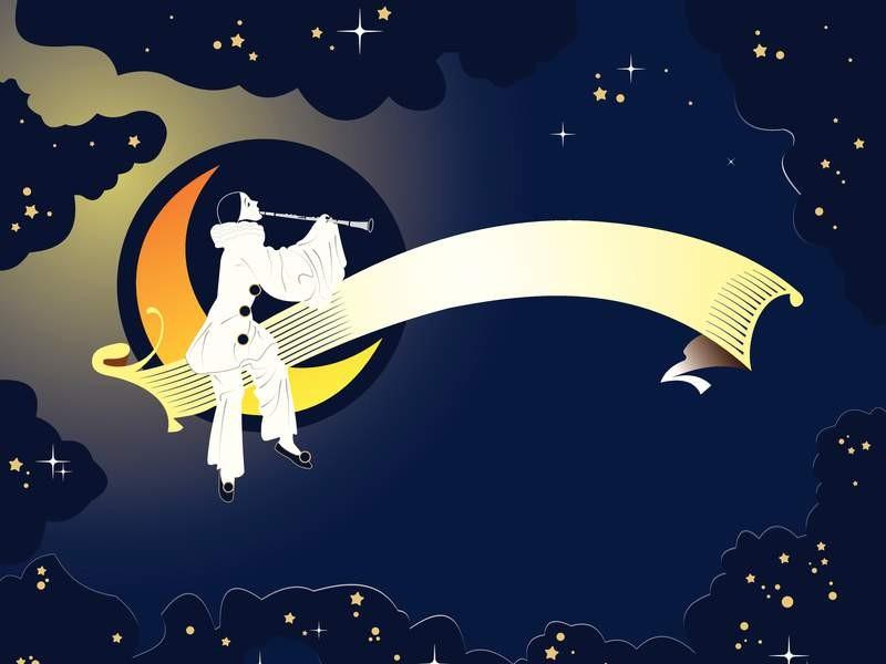 La Lune dans les chansons