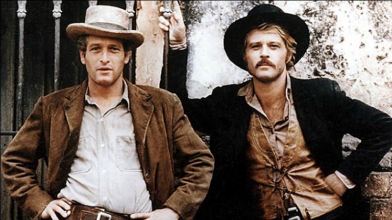 Quel film a réuni à l'écran Paul Newman et Robert Redford ?