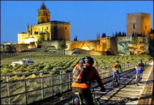 Ce magnifique parcours long de 128 km, la « Voie verte de l'huile d'olive », suit l'ancien tracé d'un chemin de fer et traverse la province de Jaén, en Andalousie.Nommez cet itinéraire qui sillonne la campagne andalouse avec ses grands champs d'oliviers et ses fermes alanguies, gorgées de soleil :