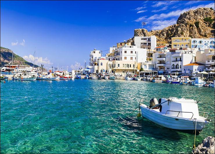 À quel pays les îles du Dodécanèse appartiennent-elles ?