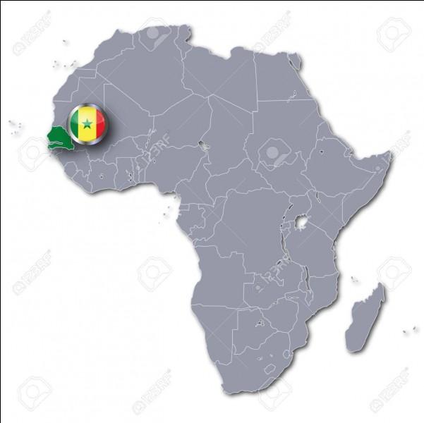 Quelle est la capitale du Sénégal ?