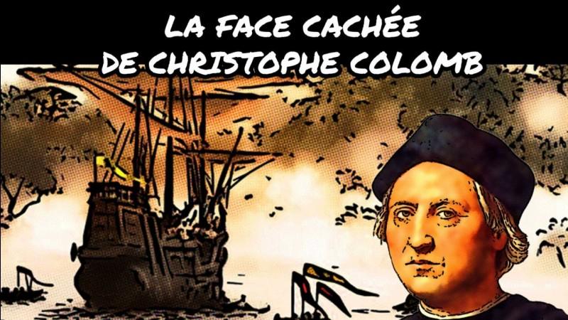 Christophe Colomb a découvert...