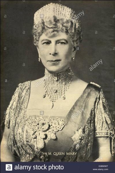 De quel pays la reine Mary Stuart a-t-elle été dirigeante ?