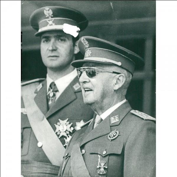De quelle nation européenne Francisco Franco était-il le dictateur ?