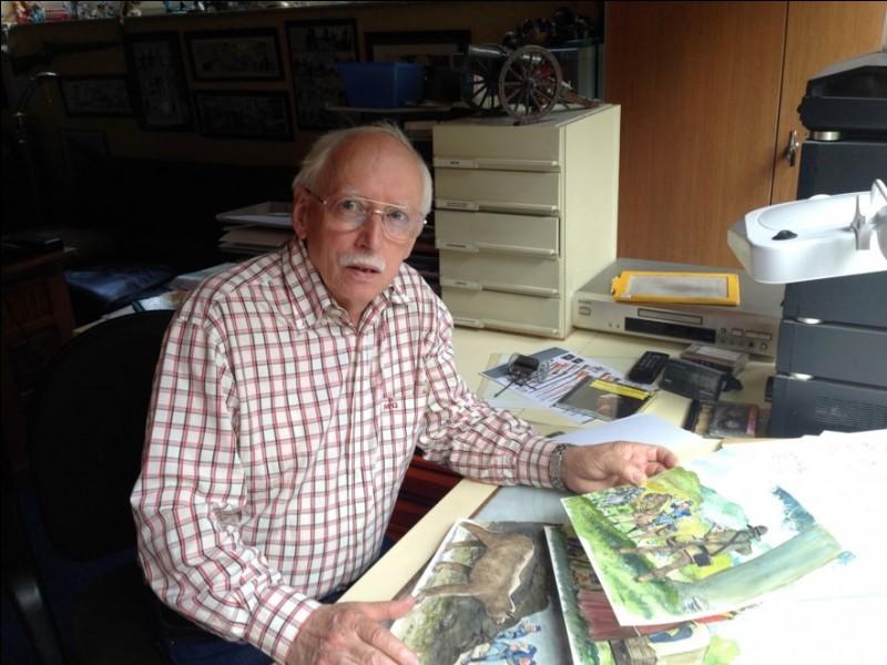 Willy Lambillotte, mieux connu sous le pseudo Lambil, est un scénariste et dessinateur de bande dessinée.Quelle est sa bd la plus connue ?