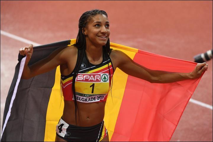 Championne d'Europe, championne du monde et championne olympique ! C'est la meilleure athlète du moment... Connaissez-vous son nom ?