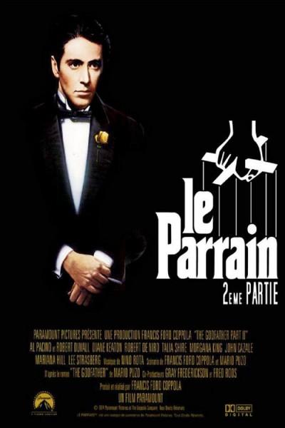 Qui interprète le rôle du fils adoptif et avocat de Don Corleone dans la trilogie Le Parrain ?