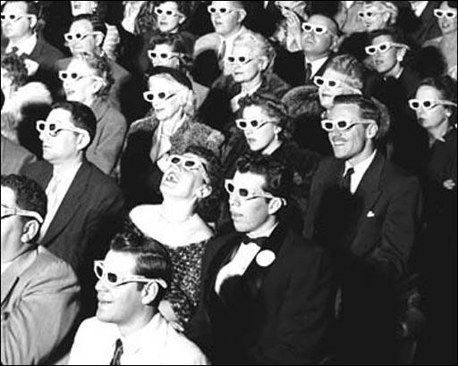 Quel est le premier film d'horreur en 3D sorti en France en 2009?