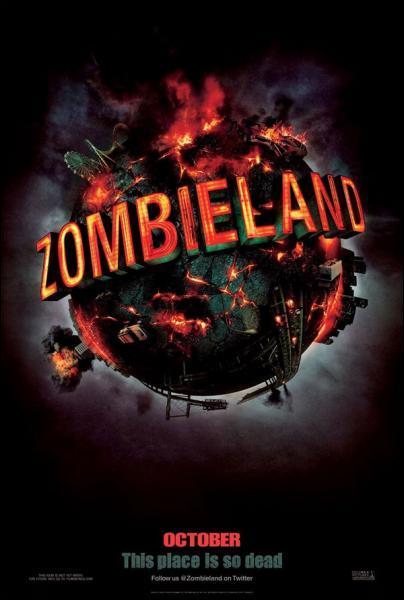 Dans Zombieland quelle attraction n'est pas utilisée pour combattre/fuir les zombies?