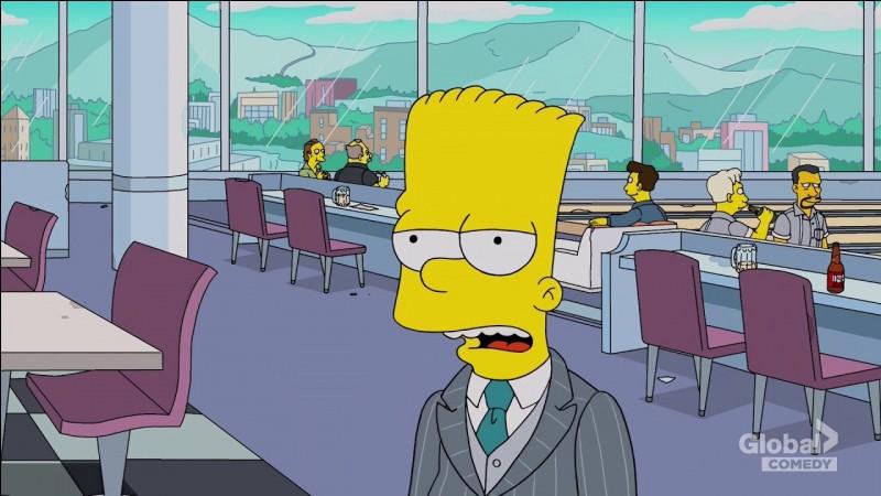 Comment s'appelle le fils d'Homer ?