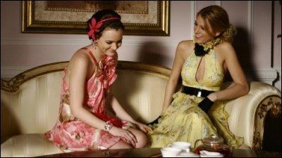 A quel évènement Serena Van Der Woodsen et Blair Waldorf vont-elles assister ?