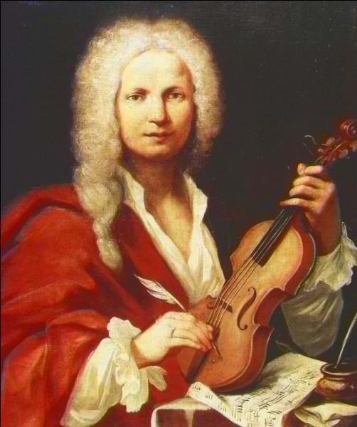 Quel était le prénom du grand compositeur Vivaldi ?